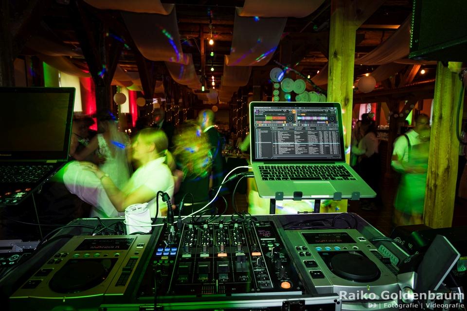 Hochzeitsfeier DJ Hessen