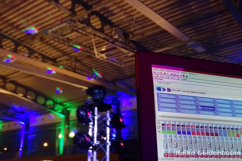 Lichttechnik DJ Hessen